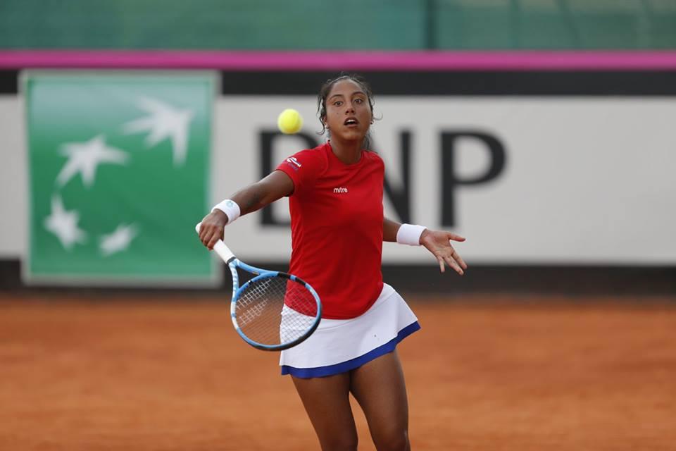 Circuito Wta : Tenis: daniela seguel alcanzó el mejor ranking de su carrera en