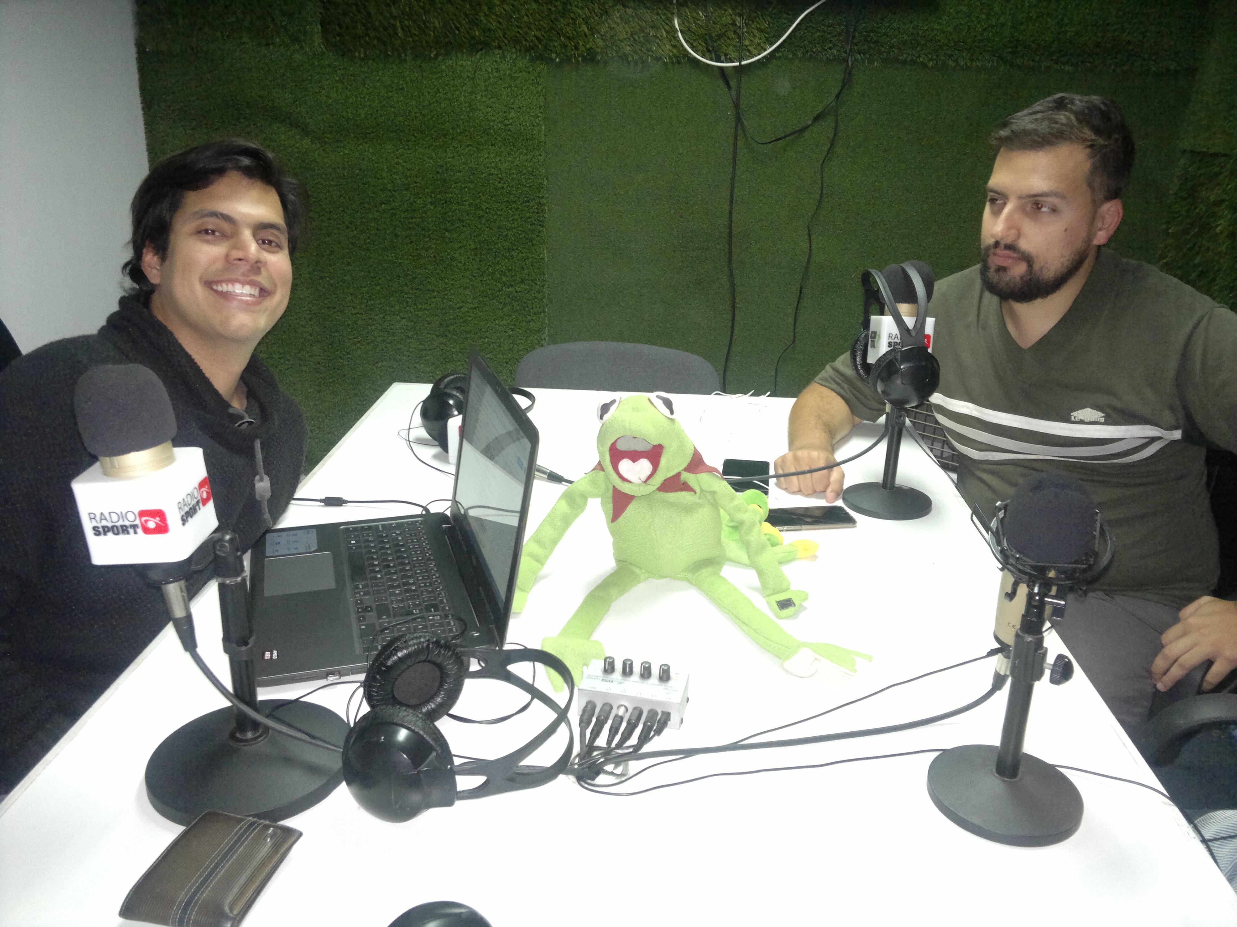 Podcast Encuadre Deportivo – Lunes 16 de abril | Radio Sport