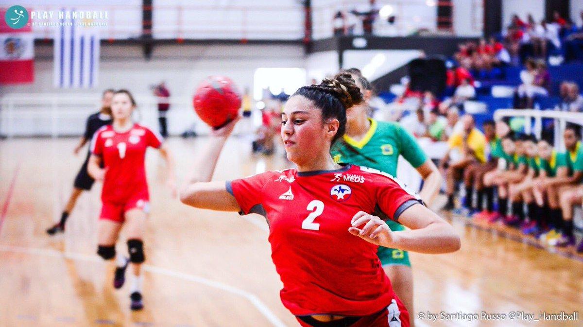 Balonmano: Chile venció a Paraguay y logró su primer triunfo en ...