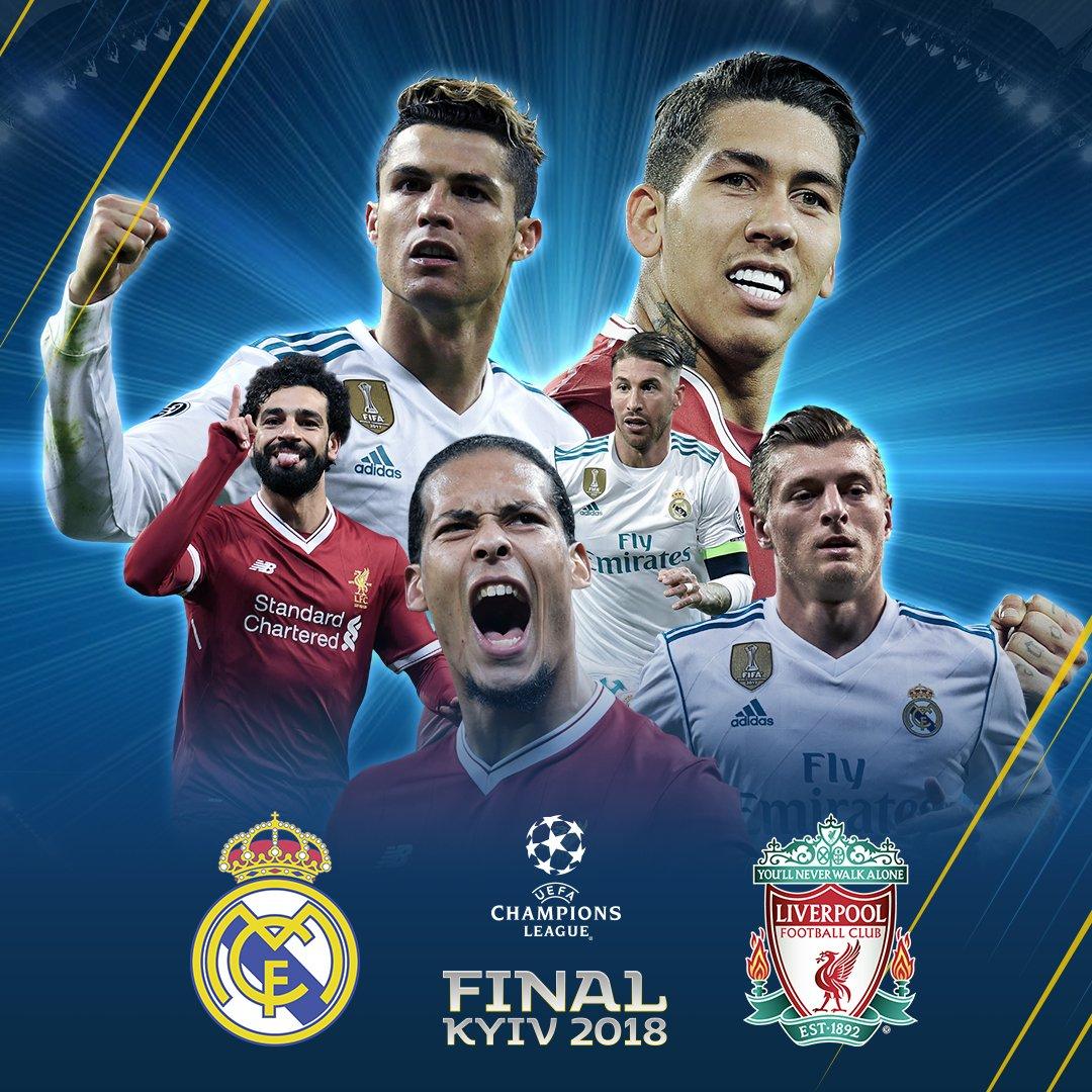 Resumen Champions League: Real Madrid y Liverpool jugarán ...
