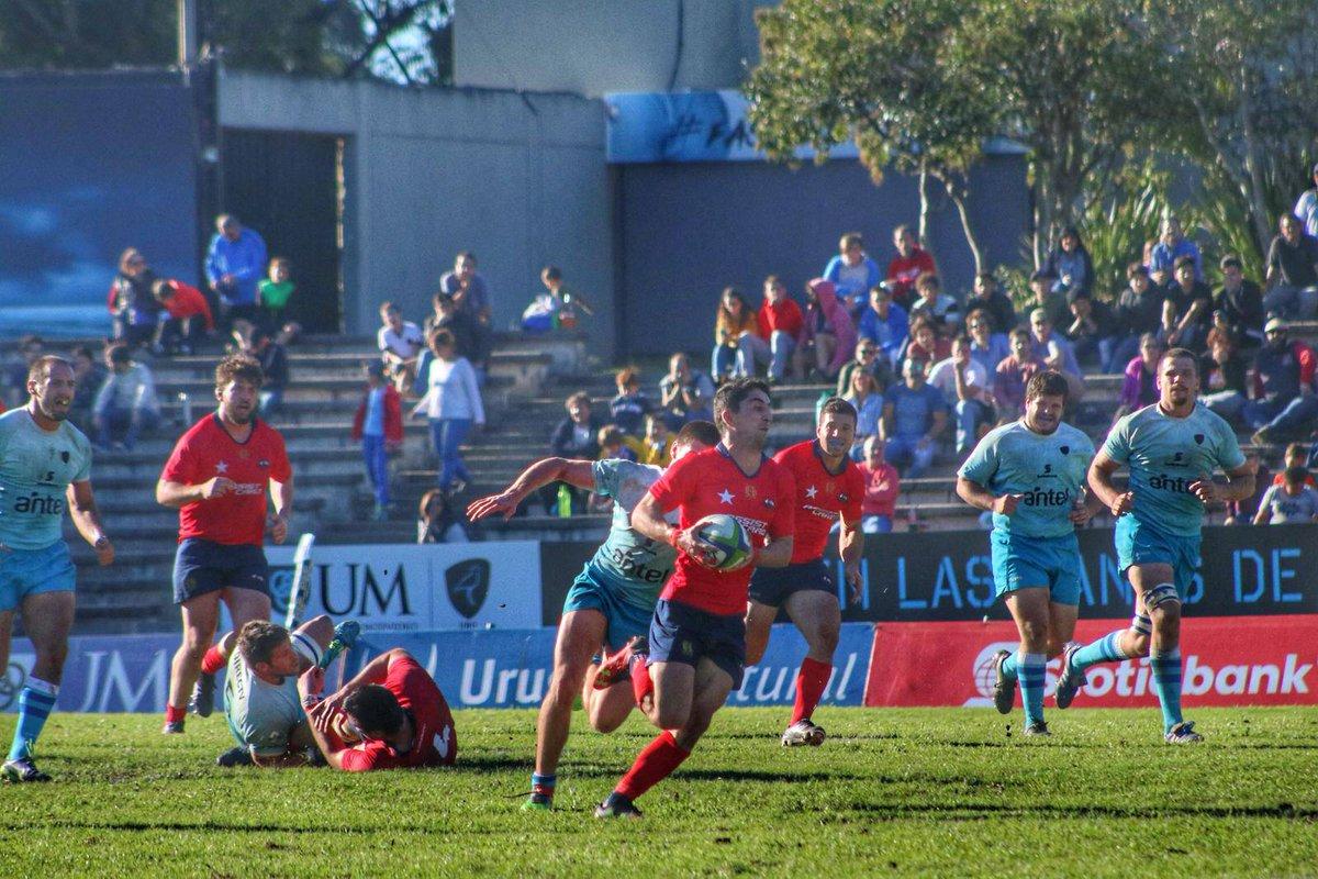 Rugby: Chile logró un histórico triunfo sobre Uruguay XV en ...