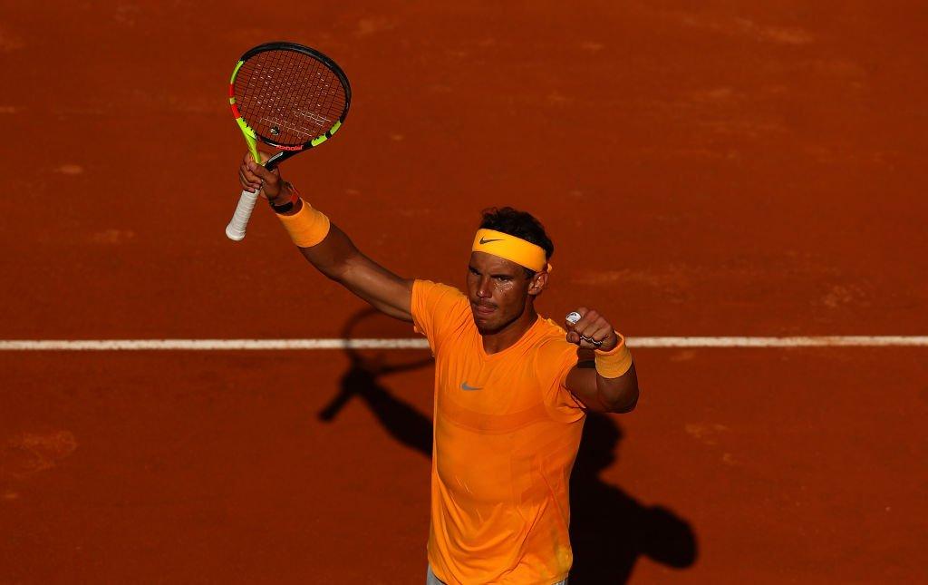 Tenis: Rafael Nadal logró un histórico 8° título en el Masters 1000 ...