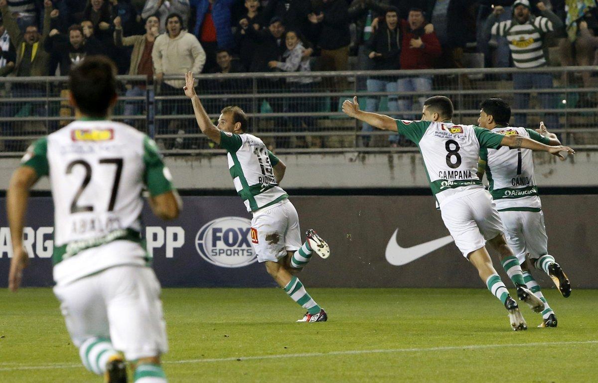 Copa Sudamericana: Temuco logró histórica clasificación a 2ª fase ...