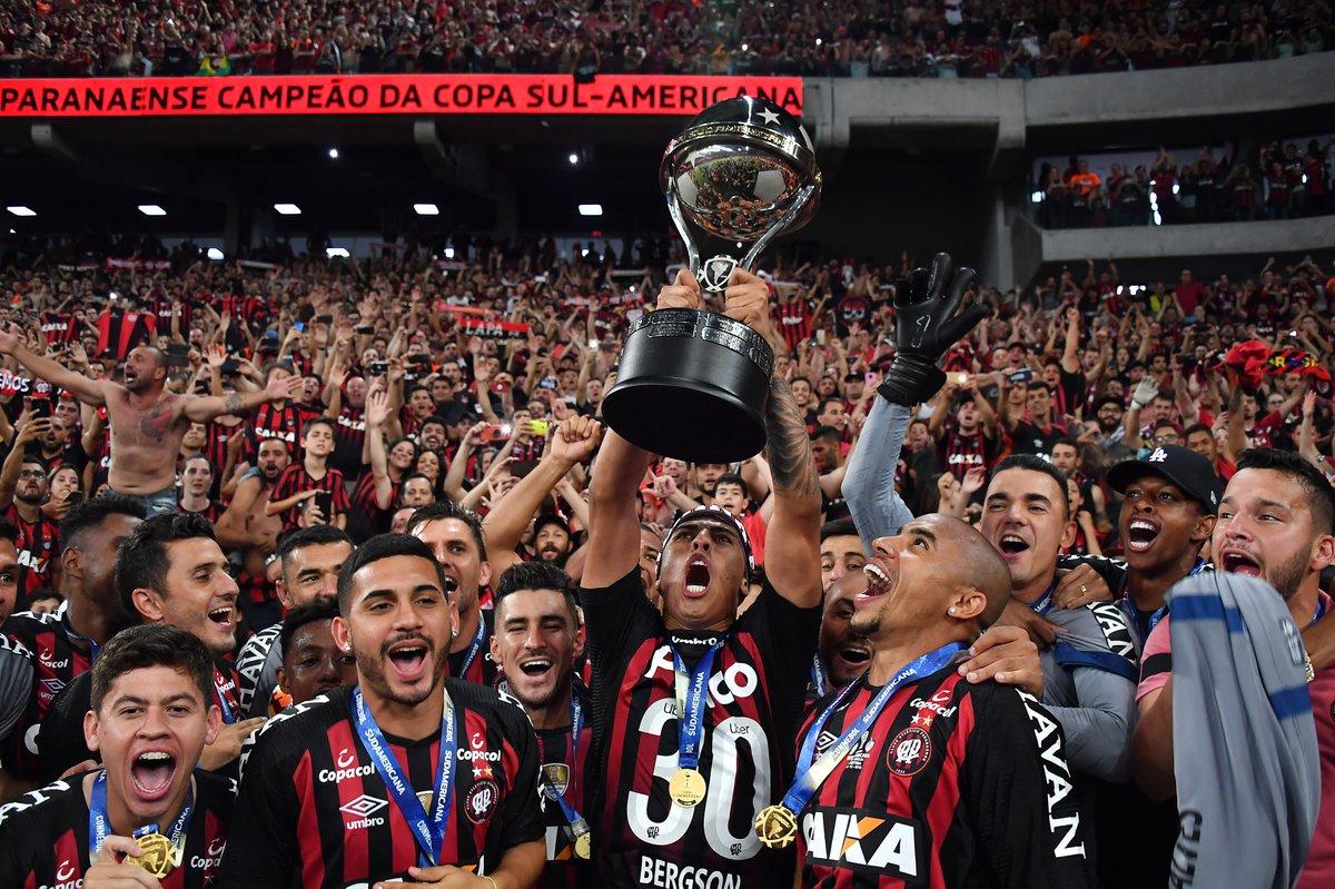 Atl. Paranaense se coronó campeón de la Copa Sudamericana tras vencer por penales a Junior   Radio Sport